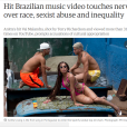 O jornal 'The Guardian' repercutiu o hit 'Vai Malandra'
