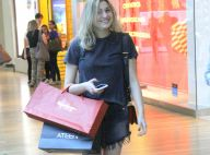 Sasha Meneghel vai às compras com look despojado e bolsa de R$ 10 mil. Fotos!