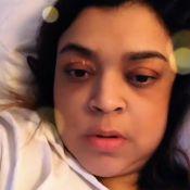 Preta Gil passa Natal em repouso e explica intoxicação: 'Um camarão que eu comi'