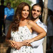 Ivete Sangalo posa abraçada ao marido e ganha declaração:'Verdadeira felicidade'