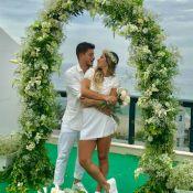 Arthur Aguiar defende Mayra Cardi de críticas na web:'Amei o casamento surpresa'