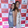 Ingrid Guimarães disse que ficou apreensiva com cenas de Larissa Manoela e João Guilherme em filme