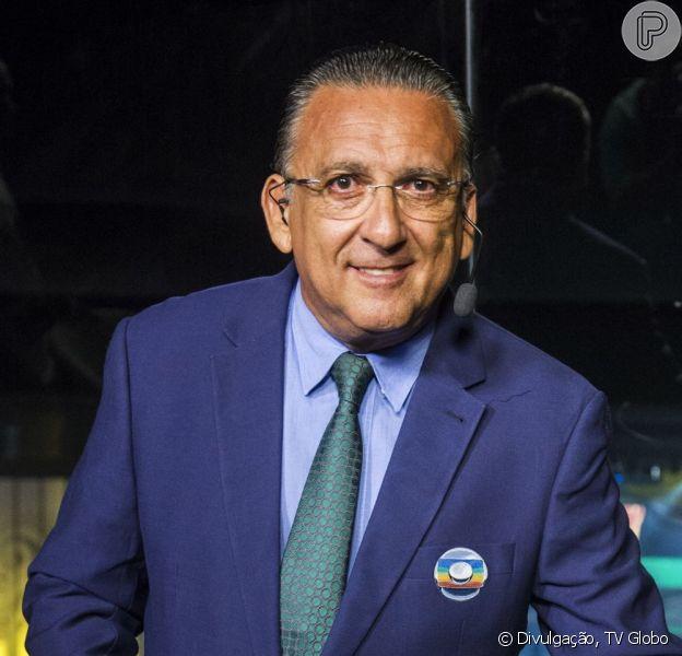 Galvão Bueno ganha salário de R$ 5 milhões na Globo, diz colunista