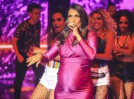 Ivete Sangalo prevê mudança em rotina após nascimento de gêmeas: 'Uma loucura'