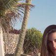Cleo Pires recentemente entrou no programa de emagrecimento de Mayra Cardi
