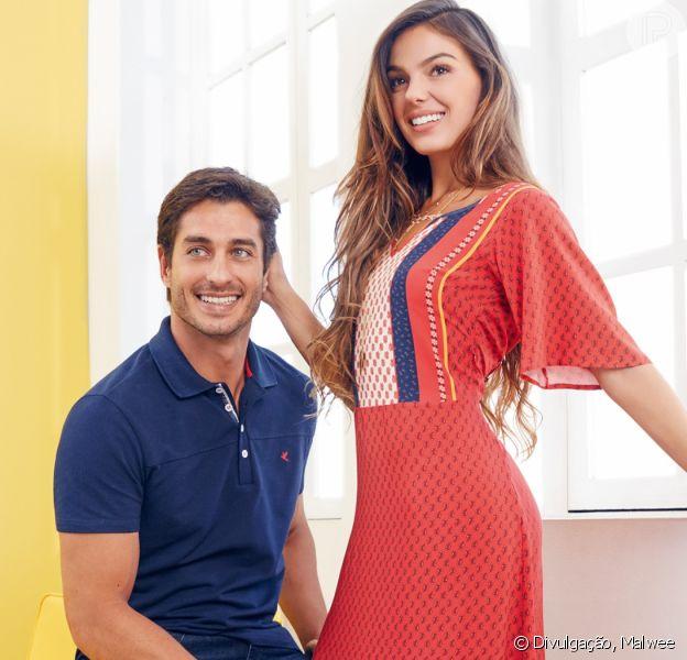 Isis Valverde e André Resende terminaram o namoro de 1 ano e 9 meses