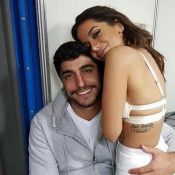 Anitta posta pela 1ª vez foto com marido, Thiago Magalhães: 'Dia gostoso'