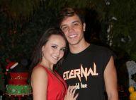 Larissa Manoela ganha declaração do namorado no dia do aniversário: 'Te amo!'