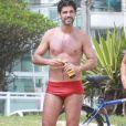 Bruno Cabrerizo afirma que assédio feminino aumentou depois de protagonizar a novela 'Tempo de Amar'