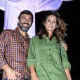 Marcelo Faria e Camila Lucciola terminaram o casamento em comum acordo