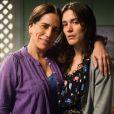 Duda (Gloria Pires) assumirá ser a mãe de Clara (Bianca Bin)