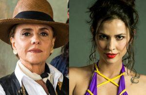 Sophia será chantageada por Vanessa após matar Laerte em novela, conta atriz