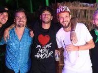Neymar canta e dança em show de Thiaguinho na Bahia: 'Feliz'. Vídeos!
