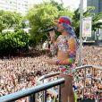 Após ganhar destaque no cenário nacional, Pabllo foi convidada para o reality com fama mundial