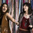 Samantha (Giovanna Grigio) e Lica (Manoela Aliperti) já se beijaram e agora vão transar, na novela 'Malhação: Viva a Diferença'