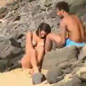 Bruna Marquezine e Neymar voltam a ser vistos juntos em praia de Noronha. Vídeo!