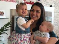 Thais Fersoza cita aprendizado após ser mãe: 'Felicidade nas pequenas coisas'