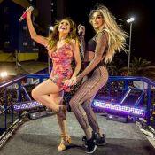 Daniela Mercury comemora sucesso de Pabllo Vittar: 'Quebra tabus e muda o mundo'