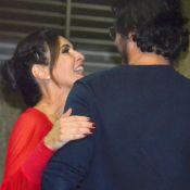 Túlio Gadêlha exalta alegria em namoro com Fátima Bernardes: 'Liberdade de amar'