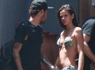 Despedida de Bruna Marquezine e Neymar tem beijo e choro da atriz. Fotos!