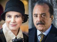 'Tempo de Amar': Lucerne transa com José Augusto para tirar o bordel do vermelho