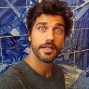 Bruno Cabrerizo relata como perdeu a virgindade: 'No chão, nada de glamour'