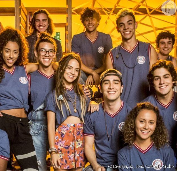 Elenco da novela 'Malhação: Vidas Brasileiras' reúne, entre outros, Pally Siqueira e Yara Charry