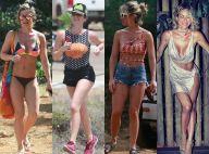 Giovanna Ewbank arrasa até na hora de malhar! Veja os looks da atriz no verão