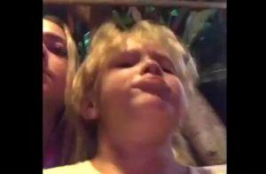 Influencer! Filho de Neymar e Carol Dantas se diverte com vídeos na web. Veja!