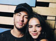 Neymar recorda beijo de Bruna Marquezine e do filho em viagem por Noronha. Foto!