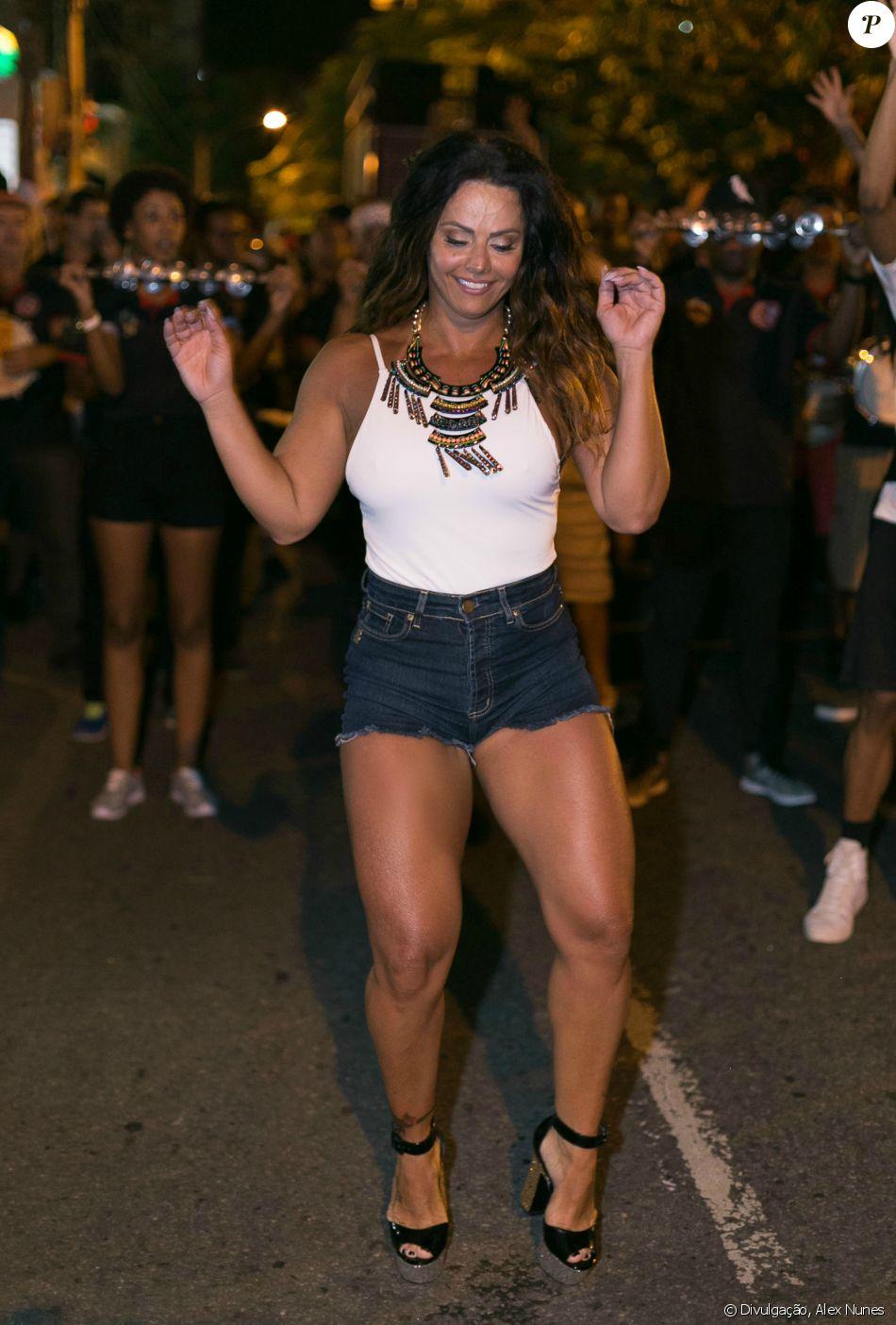 Viviane Araujo Nude Photos 26