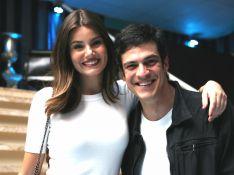 Camila Queiroz grava última cena de novela e elogia Mateus Solano: 'Talento'