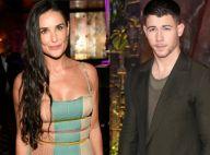 Demi Moore está namorando Nick Jonas, 30 anos mais novo: 'Idade é só um número'