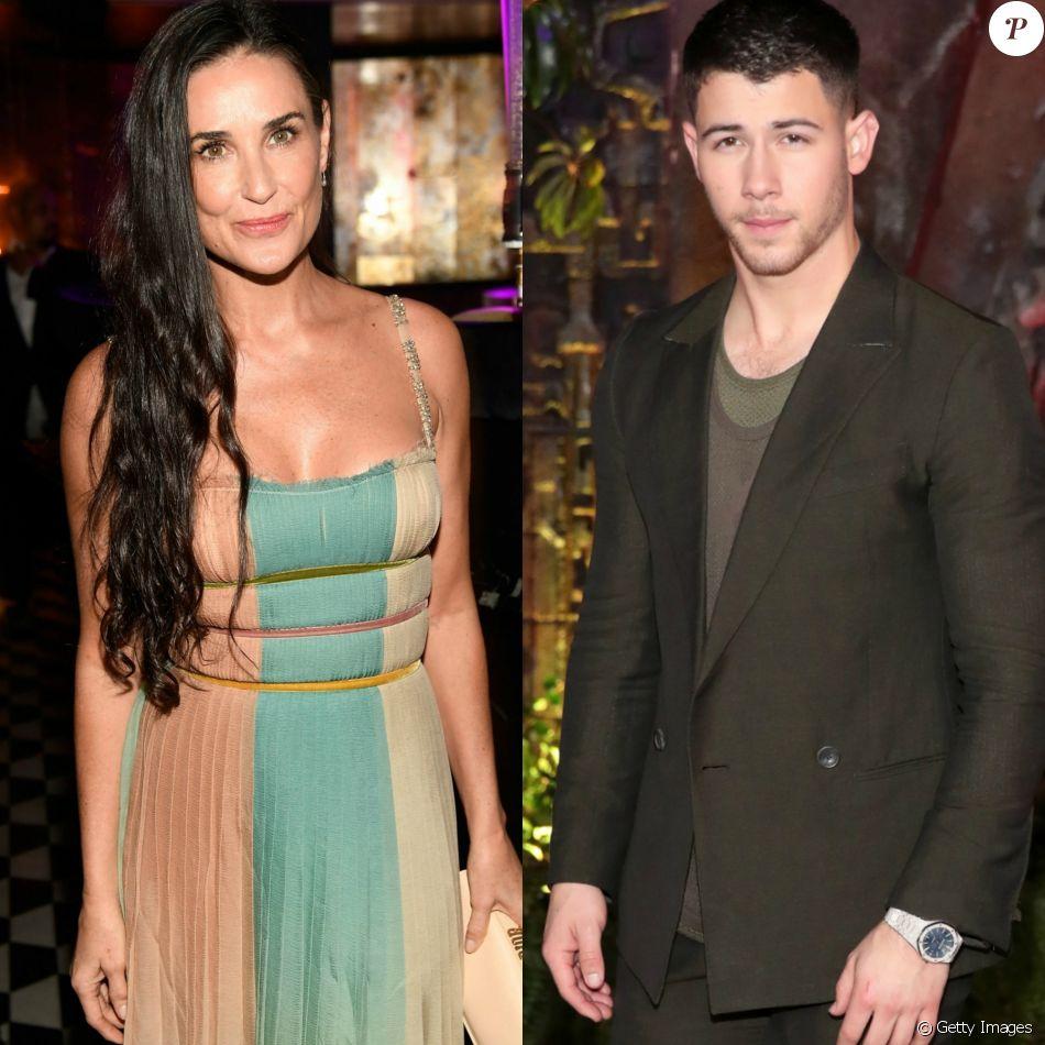 Demi Moore, aos 55 anos, está namorando Nick Jonas, de 25 anos: 'Ele é a prova de que idade é só um número'