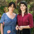 Clara (Bianca Bin) decide que irá se entregar caso Duda (Gloria Pires) seja acusada de matar Laerte (Raphael Viana), no capítulo que vai ao ar sábado, dia 20 de janeiro de 2018, na novela 'O Outro Lado do Paraíso'