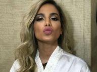Anitta vai exibir cabelo loiro no Carnaval e manter o novo visual até abril