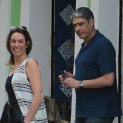 William Bonner curte férias em Portugal com as filhas e a namorada: 'Parceiras'