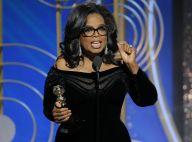Oprah comove público com discurso sobre força de mulheres em prêmio: 'Orgulhosa'