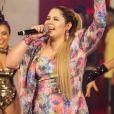 ' Para os bem informados, eu escuto rap desde a minha adolescência', disse Marília Mendonça
