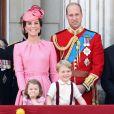 Pais de George, de 4 anos, e Charlotte, de 2, Kate Middleton e o príncipe William esperam o terceiro filho