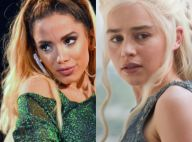 Anitta, loira, ganha apelido do marido, Thiago Magalhães: 'Khaleesi, de GoT'