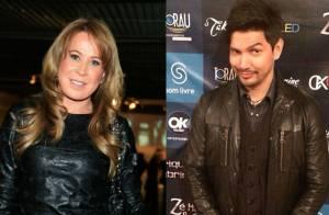 Namorado de Zilu mandou mensagem para Zezé Di Camargo após assumir romance