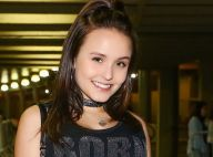 Namorada de Leo Cidade, Larissa Manoela rebate críticas: 'Não fico com vários'