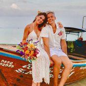 Flávia Alessandra e Otaviano Costa se casam de novo na Tailândia: 'Inesquecível'
