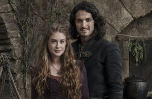 Novela 'Deus Salve o Rei': Amália rompe noivado com Virgílio após beijar Afonso