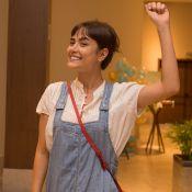 Maria Casadevall se irrita com comentário na web: 'Agride, ofende, é machista'