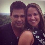 Zezé Di Camargo dá apartamento para namorada, Graciele Lacerda: 'De luxo!'
