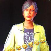 Neymar recria personagem em jogo e faz boneca de Bruna Marquezine. Vídeo!