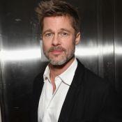 Brad Pitt inicia terapia 'para se tornar um pai melhor': 'Vai toda semana'