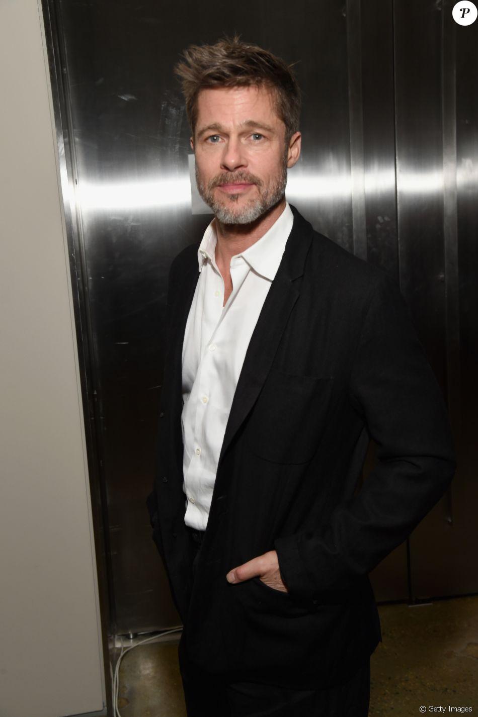 Pelos filhos, Brad Pitt começou a fazer terapia semanalmente